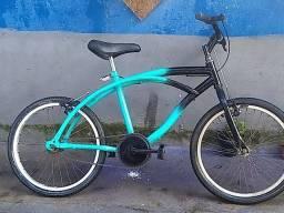 Bicicleta caiçara aro 20 linda