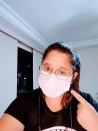 Máscara PFF2 / cirúrgica - Prevenção contra Covid-19