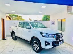 Hilux 2.8 Srv 4x4  Diesel Aut 2019 apenas 55km