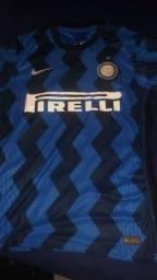 Camisa Internazionale (Inter de Milão)