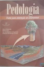 Livro Pedologia - base para distinção de ambientes