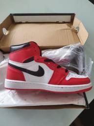 Nike Air Jordan Chicago 1 . Vários tamanhos