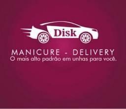 Manicure e pedicure delivery