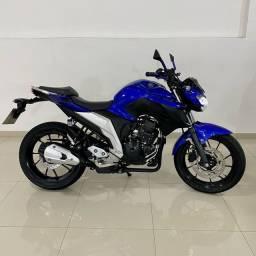 Yamaha FAZER 250 ABS 19/20 11.000km