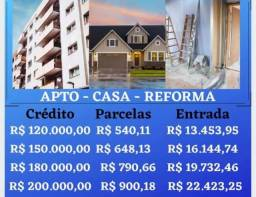 01-LINHAS PARA REFORMA/ CONSTRUÇÃO / COMPRA PARA CASA-APT