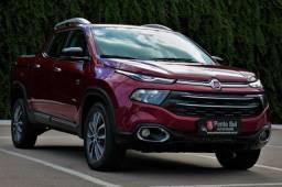 Fiat Toro Volcano 4x4 Diesel, 2019 Único dono, baixo km