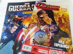 Título do anúncio: Omelete Box / #1° Colecionável Marvel / + HQ Brinde
