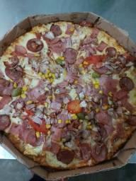 Pizzas grandes 8 Pedaços