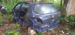 Sucata Peugeot 307 Fiat Doblo fiesta 2003