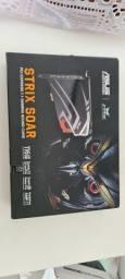Placa de Som Asus Strix Soar, PCIe, Canal 7.1 - 90YB00J0-M0UA00