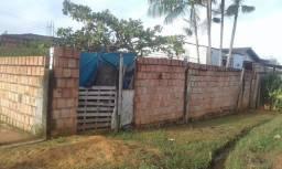 Venda ou Troca/Terreno com casa 9x14  - Cacau Pirera