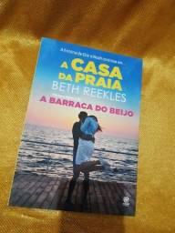 """Livro """"A casa da praia"""""""