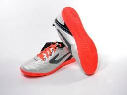 Tenis Futsal Topper Boleiro 4 bco/ljr tam: 37 ao 42