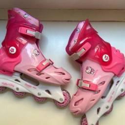Vendo patins usado poucas vezes
