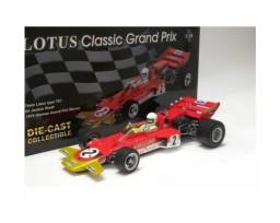 Miniatura F1 Lotus 72c Jochen Rindt Winner 1970 1:18