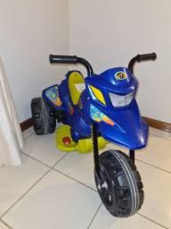 Moto XT3 elétrica pouquíssimo usada!!