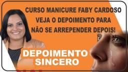 ??Curso Manicure Faby Cardoso -?