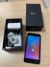 Smartphone LG K9 16gb Tela 5'' 2gb Ram Preto