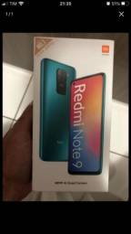 Xiaomi Redmi Note 9 128Gb Lacrado