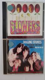 Lote 2 Cds - Rolling Stones