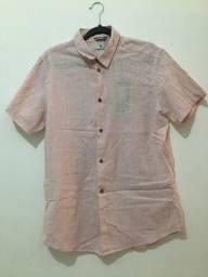 Camisa manga curta tamanho M, marca Reserva, original
