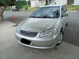 Corolla 1.8 automático 2008