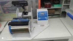 Maquina de estampar em canecas/Prensa Em Canecas