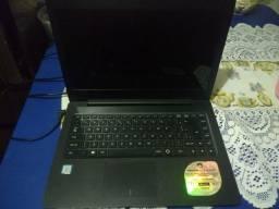 """Notebook Positivo Stilo XCI8660 Intel Core i5 6200U 14"""" 4GB HD 1 TB 6ª Geração"""