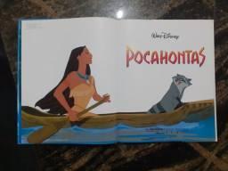 Livro Pocahontas Em Inglês