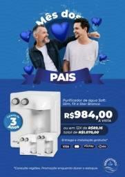 Purificador SOFT EVEREST apenas R$984,00