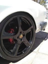 Jogo de rodas 19 Porsche Cayenne 4x100