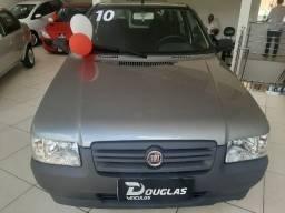 Raridade. Fiat Uno Mille Way 04 portas - 2010