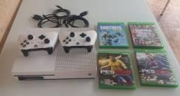 Xbox One S 500gb Super Conservado Funcionando