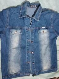Jaqueta Jeans unissex