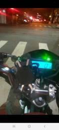 Suporte x garra profissional com carregador rápido para motos universais