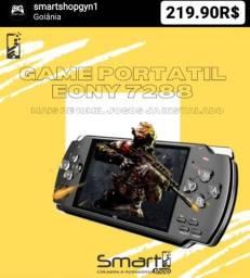 Video Game Portatil com 1Mil Jogos