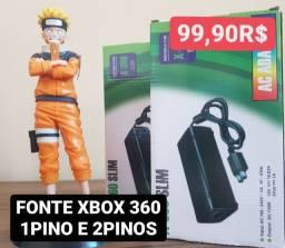 Fonte Para Xbox 360 e Xbox One
