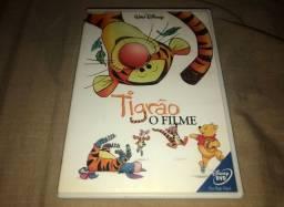 DVD Tigrão - O Filme - Disney