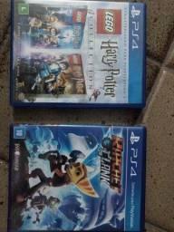 Jogos de PS4 e XBOX ONE para troca
