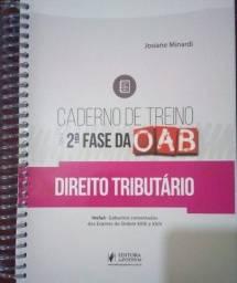 OAB - 2ª Fase  - Tributário