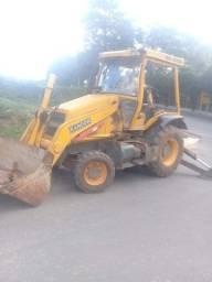 Retro escavadeira Randon RK 406 ANO 2010.