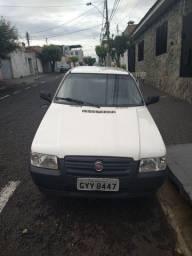 Fiat Uno Way Economy 11/12 Branco 2 Portas