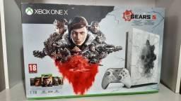 Xbox one X Edição Especial