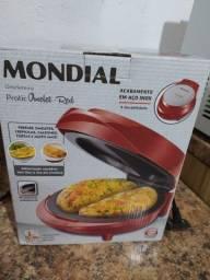 Omeleteira Mondial nova na caixa