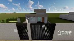 Casa com 3 dormitórios à venda, 70 m² por R$ 200.000 - Jardim João Marcos - Mandaguaçu/PR