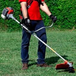 Limpeza de terrenos e etc.