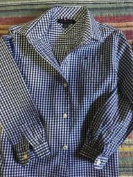 Camisa social Tommy Hilfiger 4 anos