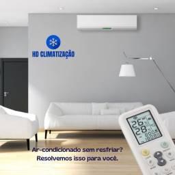 Vendemos manutenções preventivas e corretivas em aparelhos de ar-condicionado