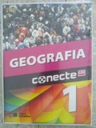 Livro de Geografia 1 -Conecte Lidi - Eliane Alabi Lucci