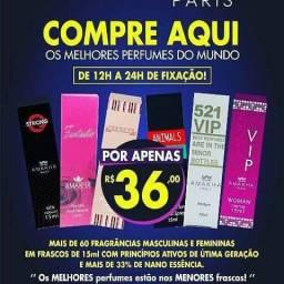 Promoção perfumes e hidratantes